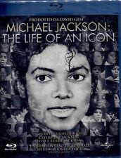 MICHAEL JACKSON life of an icon - Blu-Ray NUOVO E SIGILLATO, EDIZIONE ITALIANA