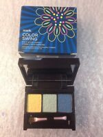 AVON Mark EYE Shadow COLOR SWING MIX IT UP COMPACT 6 Colors 3 Colors Each Side