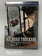 ICE ROAD TRUCKERS SEASON 1 New Sealed 3 DVD History Channel
