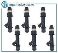 6pcs Fuel Injector Set Fits 01-05 Buick Chevy Pontiac 3.1L 3.4L 25323971