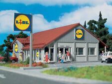 Vollmer 43662 HO Supermarkt LIDL Neuware Messepreis