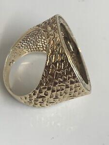 Full sovereign ring mount