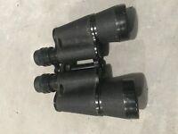 VINTAGE CROWN BINOCULARS 10 X 50