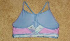 IVIVVA Lululemon Swimwear Pink Purple Bra Girls Sports Swim Bikini Top Youth 12