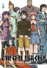 Manga - Star Comics - Mirai Nikki 12 - Nuovo !!!