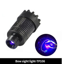 "Toppoint 3/8""-32 Thread Tp106 3-Brightness Led Bow Sight Light For Compound Bow"