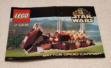 LEGO 7126 Star Wars Battle Droid Carrier 100% Complete (used)