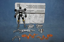 "Power Rangers 5"" Rpm 5"" Negro Guardian Ranger"