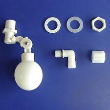 MINI Adjustable Plastic Float Valve for  Aquarium, RO DI Reverse Osmosis System