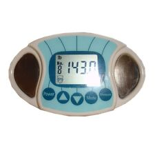 Handheld Digital Body Fat Tester BMI Health Analyzer Fitness Meter NEW