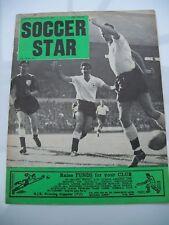 Soccer Star Magazine 27.01.1962, Shrewsbury & Chesterfi