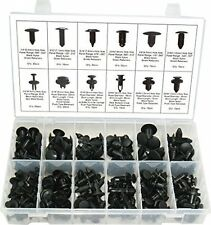 330XClips Automotive Push Pins Retainers Assortment For GM Ford For Toyota Honda