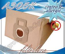 A305K 8 sacchetti filtro carta x Ariete Super Compact