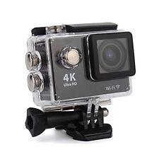 "Wifi 4K 16MP 2"" FHD 1080P ActionCam Sport Video Kamera DV Helmkamera Wasserdicht"