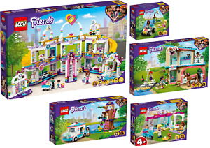 LEGO Friends 41450 Heartlake City 41446 41445 41442 41440 N3/21 VORVERKAUF