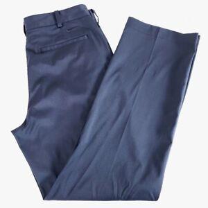 Nike Golf Men's Black Dri Fit 597323-012 Pants 32x30