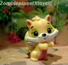 HATCHIMALS COLLEGGTIBLES FIGURE SEASON 3  YELLOW RASPOON cute  RACCOON