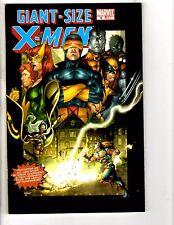 4 Giant Size Marvel Comic Books X-Men 4 Thor 1 Avengers 1 Astonishing X-M 1 RC16