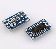 MODULO CONVERTITORE RS232 A TTL Converter Adaptor Modulo Board MAX3232 arduino x