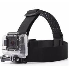 Comfort Antiskid Head Mount Strap Gopro Hero 3 4 5 Xiaomi yi Action Camera CA