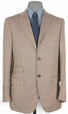 UNIQUE NWT ISAIA HAND_TAILORED_SOFT WOOL-BAMBOO BASE-S_COLOR=SEE-DESC 38+R 13365
