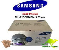 Genuine Samsung ML-2150D8 Black Toner New in Box Free Shipping!