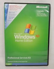Microsoft Windows XP Home Edition w/ SP2 Complete Or Upgrade Verified Valid