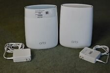 Netgear Orbi router and satellite RBR50 RBS50 AC3000