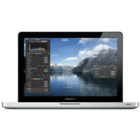 "Apple MacBook Pro 13.3"" Laptop Intel Core 2 Duo 2.4GHz 4GB 250GB GeForce 320M"