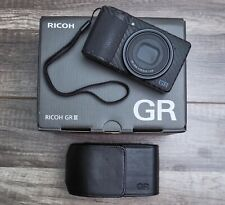 Ricoh GR III - Barely Used. Shutter 190 + Extras