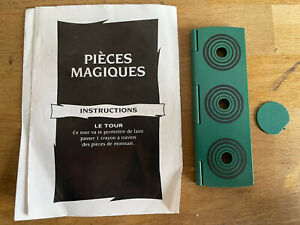 Soft Coins T-108 Tenyo MB Magic Scene Works With Instructions Magic Trick