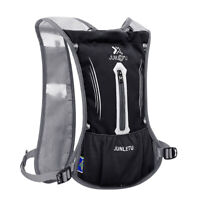 MTB Cycling Backpack Hydration Pack Hiking Camping Water Bladder Bag Breathable