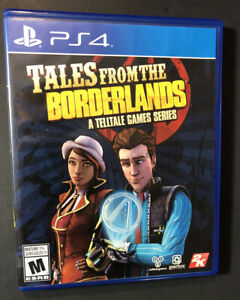 Tales from the Borderlands (PS4) USED