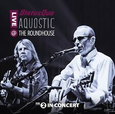 Status Quo - Aquostic! Live At The Roundhouse (NEW 2CD & DVD)