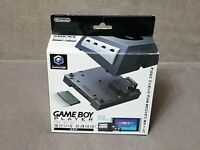 Nintendo Gamecube NGC Game Boy Player Black Accessory Korean Version Ultra Rare