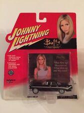 Johnny Lightning Buffy The Vampire Slayer Spike's Desoto Die Cast 1:64,MISP(B14)