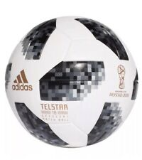 Adidas Fifa World Cup Official Game Ball Telstar 18 Russia New In Box Ce8083