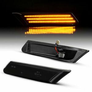 LED Indicators for Porsche Boxster Cayman 987 Yr 05-2008 Black 7510-1