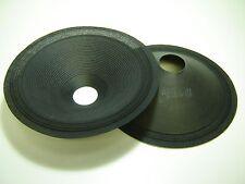 """Pr. 12"""" Paper Speaker Cones -- Recone Parts -- 134115"""
