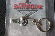 Games workshop warhammer 40k space marines porte-clés badge battlegear bulldog oop