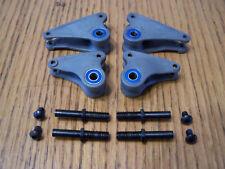 Traxxas 1/10 E-Revo VXL 2.0 Rocker Arm Set & Steel Posts P-2 Grey 86086-4 / 3.3