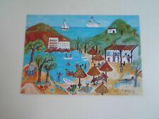 Ingeborg Gauger PLAYA '75 - Vintage Retro Colourful Postcard   §E2039
