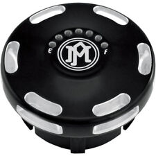 Performance Machine Apex LED Gas Cap for 1996-2017 Harley Models Contrast Cut