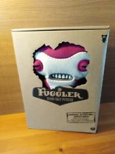 Fuggler Large 12'' Very Rare Burgundy! Funny Ugly Monster Brand NEW in box 130