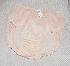 "NIX C NP15 - Soft silky nylon ladies panties / knickers, BN, waist to 36+"""