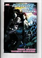 Runaways: Rock Zombies TPB NM- 9.2 Marvel Comics; $4 Flat-Rate Shipping!