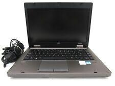 """New listing Hp ProBook 6470b 14"""" Intel Core i5-3340M 2.70Ghz 8Gb Ram 320Gb Hdd"""