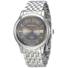 Maurice Lacroix Les Classiques Grey Dial Automatic Mens Stainless Steel Watch