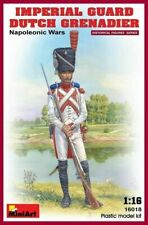 Miniart 1:16 scale model kit Imperial Guard Dutch Grenadier Napoleonic IN16018