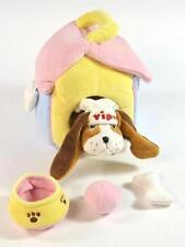 Vipo Baby Spielzeug fliegender Hund Hundehütte Plüschspielzeug Hundehaus